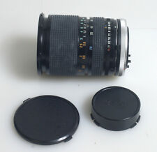 28-80MM 3.5-4.2 CF MACRO FOR CANON FD WITH FRONT AND REAR CAPS