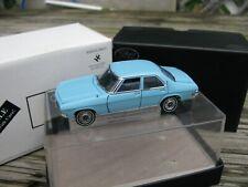 Trax Opal 1:43 1971 Holden HQ Premier Monaro 4dr blue mint w/box Australia car
