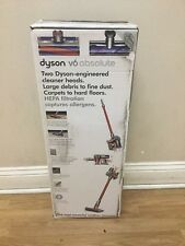 Dyson V6 Absolute - Gray/Red - Stick Cleaner
