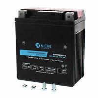 ZX10R H2 H2R NICHE AGM Battery for YTZ10S fits Kawasaki NINJA 650