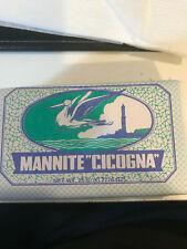 "1  BAR Mannite  ""CICOGNA"" Bars *** New*** 25g (((((SWAN)))))"