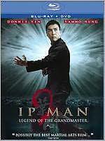IP MAN 2 (Donnie Yen) - BLU RAY - Region Free - Sealed