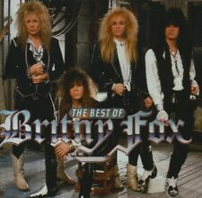 Britny Fox - Best of [New CD]