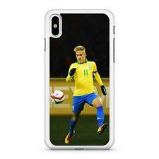 Neymar da Silva Santos Júnior brasileño jugador de fútbol Deportes del teléfono Estuche Cubierta