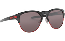 NEW Genuine OAKLEY LATCH KEY Polished Black Prizm Iridium Sunglasses OO 9394 05