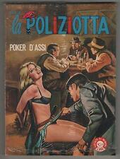 LA POLIZIOTTA N.17 POKER D' ASSI originale 1981 flicky star winder BLISTERATO