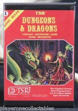 "TSR Dungeons & Dragons Basic Rules Book Cover 2"" X 3"" Fridge / Locker Magnet."