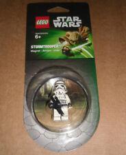 Lego Magnet Storm Trooper Star Wars Aimant Calamita Guerre Stellari MOC