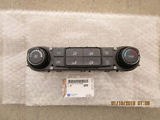 15-16 GMC CANYON BASE SL SLE SLT A/C HEATER CLIMATE TEMPERATURE CONTROL OEM NEW