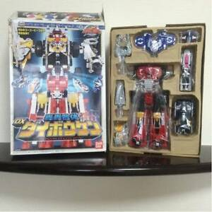 Power Rangers Operation Overdrive DX Drive Max DAIBOUKEN Megazord Gogo Sentai
