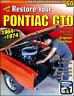 PONTIAC GTO RESTORATION MANUAL HOW TO RESTORE BOOK KEEFE