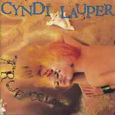 TRUE COLORS - LAUPER CYNDI (CD)