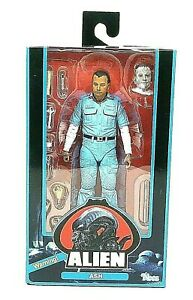 "Neca Reel Toys Alien 40th Anniversary Wave 3 Ash 7"" Action Figure New Sealed"