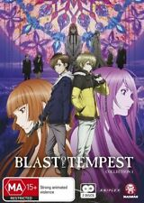 Blast Of Tempest : Collection 1 : Eps 1-12 (DVD, 2014, 2-Disc Set)-FREE POSTAGE