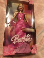 2005 Fabulous Night Blonde Barbie in Pink Dress - MIB NRFB !!