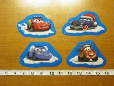 Disney Pixar Cars Movie Christmas Iron On Appliques (style #3)