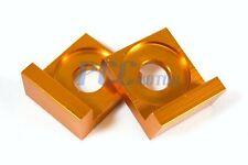 12MM GOLD CHAIN ADJUSTER 125 PIT BIKE HONDA XR50 CRF50 XR 50 SDG107 125CC H AD04