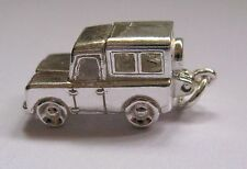 Argento Sterling Charm apertura LAND ROVER