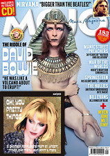 MOJO Mag September 2021 + Free CD - Bowie - Free Worldwide Shipping - BRAND NEW