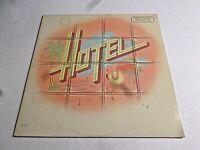 Hotel Self Titled LP 1979 MCA Promo Rock Vinyl Record