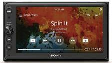 Sony xav-ax100 DOPPIO DIN mp3-Autoradio Touchscreen Bluetooth iPod Aux-in USB