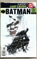 Batman #596-2001 vf/nm 9.0 Joker Last Laugh Ed Brubaker
