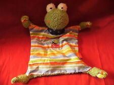 """Sigikid Fortis Frog Couette Vert 12"""" en bon pré aimait condition"""