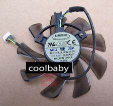 85mm 39mm 4Pin T129215SU Fan For ASUS HD 6870 6790 GTX 460 560 Video Card Fan