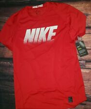 Nike Dri Fit Mens Shirt Pro Size M Medium Fitted nwt