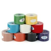 Pro 1Roll 5mx5cm Kinesiology Muscles Sports Care Elastic Physio Therapeutic Tape
