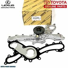 GENUINE LEXUS GS350 GS450h IS350 RC300 RC350 WATER PUMP WITH GASKET 16100-39436