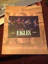 Eagles 1995 Hell Freezes Over Tour Concert Program Book / Glenn Frey / Vg 2 Ex