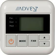 Advent Air ACTH12 Digital Wall Thermostat AC and Heat Air conditioner RV Camper