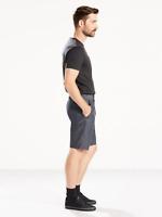 Levi's Men's Straight Chino Shorts In Caviar Chambray Size 34 NWT