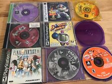 Ps1 Rpg Lot Alundra 2 Crash Bandicoot Bomberman Final Fantasy Spyro Nfr Rare See