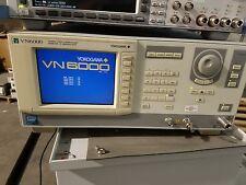Yokogawa VN6000 WIDE-BAND IQ DEMODULATOR 220 MHz to 3.2 GHz, 4.96 GH 6.2 GHz
