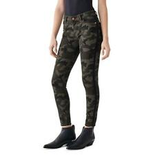 DL1961 Womens Florence Camouflage Skinny Instasculpt Ankle Jeans BHFO 0909
