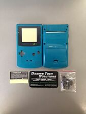 Nintendo GameBoy Color Full Shell Game Boy Housing Teal