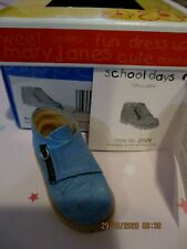 2003 Raine Just The Right Shoe- School Days L -New In Box With Coa