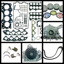 96-97 Honda Civic Del Sol 1.6 DOHC VTec B16A3 MASTER OVERHAUL ENGINE KIT
