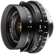Voigtlander Single Focus Wide Angle Lens COLOR SKOPAR 21 mm F 4 P 131026 EMS W/T