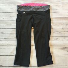 Specialized Women's Black Ankle Zipper Cycling Activewear Leggings Pants L #12