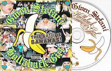 "CD CARTONNE CARDSLEEVE 2T GWEN STEFANI ""HOLLABACH GIRK"" 2005"