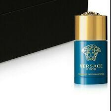 Versace Eros Perfumed Deodorant Stick 75ml 2.5 oz New Sealed full size NEW