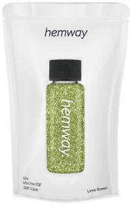 "Glitter Tube Ultra Fine / Extra Fine 1/128"" Hemway Cosmetic Sparkle Dust Face"