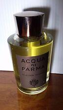 Acqua Di Parma Colonia Intensa Eau De Cologne 6oz/180ml *NO BOX*Scratched Bottle