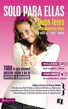 Solo para ellas (Especialidades Juveniles) (Spanish Edition)-ExLibrary
