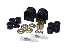 Energy Suspension Sway Bar Bushing Set Black Rear for 99-11 Ford F53 # 40.5024G