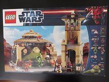 Lego 9516 - Star Wars - Jabba's Palace - Retired - NISB