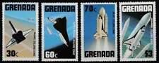 Grenada postfris 1981 MNH 1119-1122 - Space Shuttle (k039)
